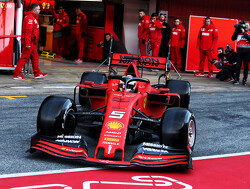 Vettel hails 'unbelievable' first day in Barcelona