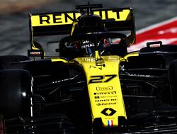 <strong>Testdag 4</strong>: Renault bovenaan tijdenlijst, Giovinazzi valt twee keer stil