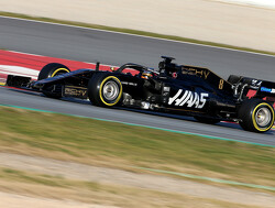 Grosjean unsure about new tyre blanket rules after testing spin