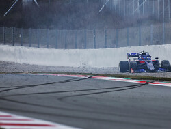 Steering issue caused Albon's early session spin