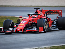 Leclerc tops the morning session at day two in Barcelona