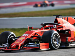 Leclerc fastest on day two, Gasly crashes