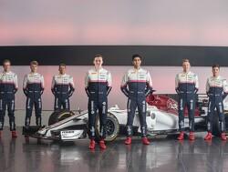 Sauber en Charouz presenteren coureurs voor F2-, F3- en F4-avontuur