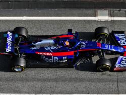 Albon 'geschokt' door hoge bochtensnelheid in de Formule 1