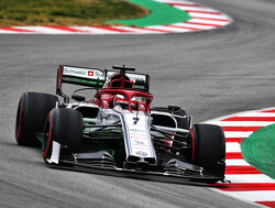 Raikkonen tops day three morning session in Barcelona