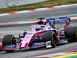 Perez: Racing Point's low mileage due to lack of parts