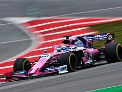 """Sergio Perez: """"Wij kunnen niet veel kilometers maken door het gebrek aan onderdelen"""""""
