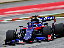 Kvyat positive after 'productive' testing with Toro Rosso