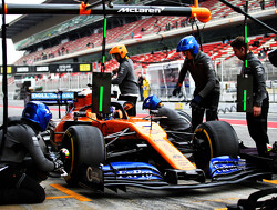 McLaren en Renault onthullen line up voor tweede week wintertests