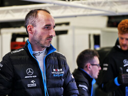 Kubica hoping Williams can 'play' with FW42 at final test days