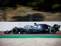 Mercedes staat open voor rigoureuze aanpassingen aan haar W10