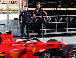 """Horner: """"Geen gesprekken gehad met Vettel over terugkeer bij Red Bull"""""""