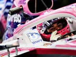 Perez onder de indruk van snelheid teamgenoot Stroll