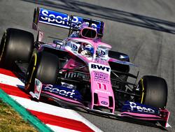 """Perez: """"Formule 1 heeft geweldig werk geleverd met nieuwe reglementen"""""""