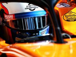 <b>Testupdate</b>: Sainz halverwege de snelste, Vettel crasht