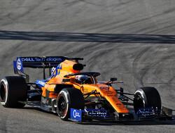 Sainz keeps McLaren on top after day six