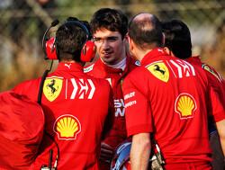 Binotto 'niet verrast' door goede prestaties Leclerc tijdens wintertest