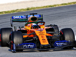 Sainz: McLaren back in the midfield mix