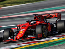 Vettel heads the final morning session in Barcelona