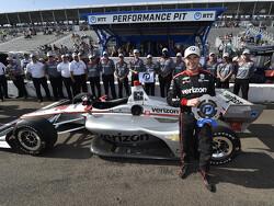 Will Power voor de achtste keer op pole position in St. Petersburg