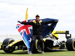 CAA Sports strikt Daniel Ricciardo