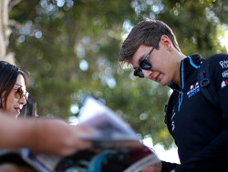 George Russell kijkt uit naar Grand Prix-debuut in Australië