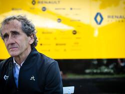 Alain Prost ziet Renault niet snel kampioen worden in de Formule 1