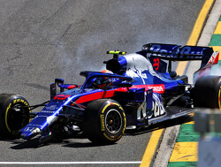 Albon claims inexperience, hot tyres caused FP1 crash