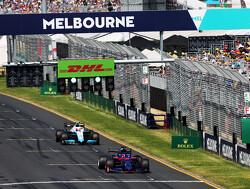 Scuderia Toro Rosso coureurs verlaten Australië met een goed gevoel