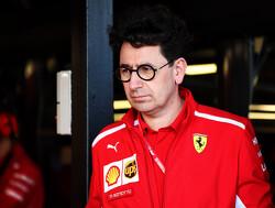 Italiaanse pers hard voor Ferrari, maar Binotto gelooft in potentie SF90