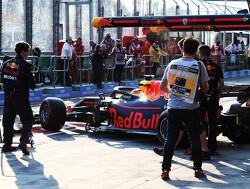 Red Bull Racing wist donderdag al van probleem met chassis Verstappen