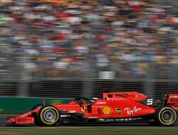 Vettel kritisch op strategie, maar weet niet waarom tempo ontbrak in Melbourne