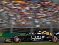 Sainz en Grosjean verschillen van mening betreffende het volgen van auto's