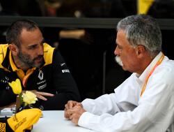 Abiteboul en Renault pleiten voor invoering e-fuels in Formule 1