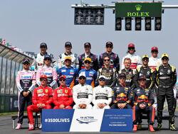 Formule 1-coureurs doneren ruim 1,5 miljoen euro voor bosbranden Australië
