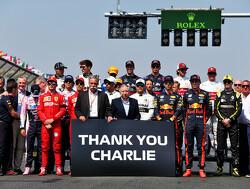 Masi ook tijdens Grand Prix van Bahrein wedstrijdleider