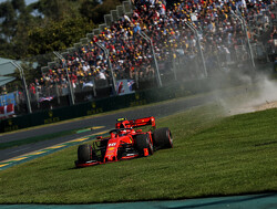 Frustration after disappointing results for Ferrari