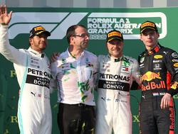 """Lewis Hamilton: """"Een goede start voor het team"""""""