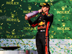 Red Bull hails Verstappen's 'remarkable' start