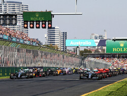 FIA looking into start light visibility problems
