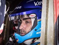 """Fernando Alonso: """"Doel is om Dakar Rally uit te rijden"""""""
