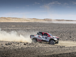<strong>Photos:</strong> Alonso tests Dakar car in South Africa