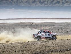 Alonso en Toyota maken op korte termijn Dakar-deelname bekend