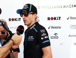 Kubica moet kerbs ontwijken in Bahrein door 'gebrek aan reserveonderdelen'