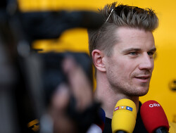 Hulkenberg plays down fifth place practice finish