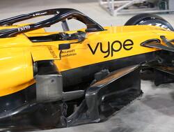 McLaren eerste team met sponsoring van e-sigarettenmerk