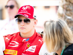 Sainz 'feels' for fellow famous son Mick Schumacher