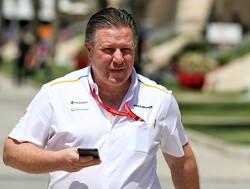 """Brown: """"McLaren zit op de weg naar herstel"""""""