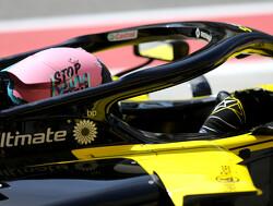 """Daniel Ricciardo: """"Nico was snel vandaag, dat was positief"""""""
