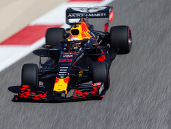Power losses slowed best laps - Verstappen